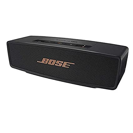 Amazoncom Bose Soundlink Mini Ii Bluetooth Speaker Black Cell