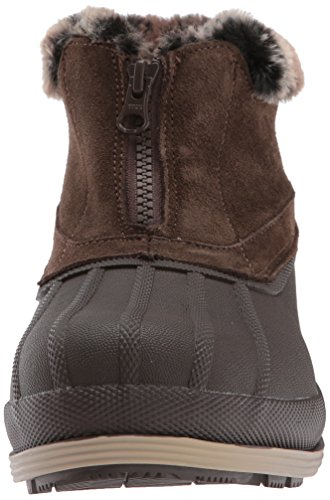 Ankle Boot Lumi Snow Brown Propet Women's Zip qSwxOnEz7R
