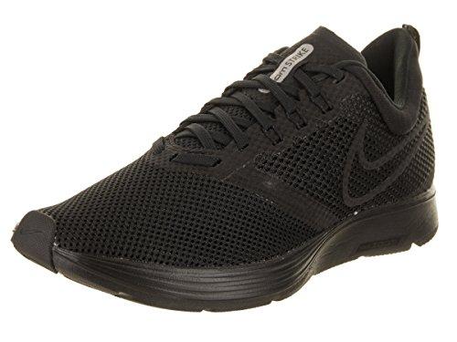 Nike WMNS Zoom Strike, Chaussures de Running Compétition Femme Noir (Noir/Noir 010)