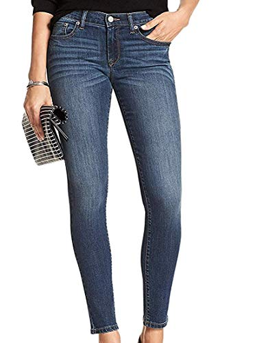 Banana Republic Women's Medium Skinny Jean (29/8) Blue