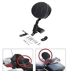 AUFER Adjustable Plug-in Rider Backrest ...