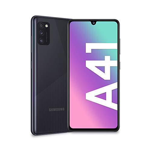 Samsung Galaxy A41, smartphone, display 6,1 inch, Super AMOLED, 3 camera's achteraan, 64 GB uitbreidbaar, RAM 4 GB…