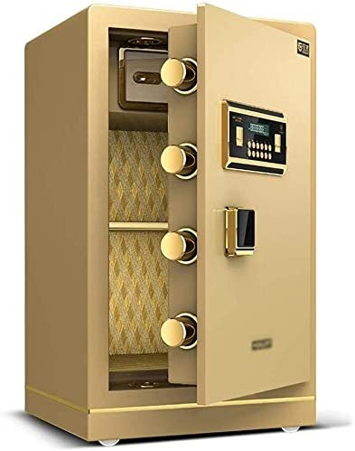 LJFYMX Caja de Seguridad Grandes armarios Alarma Alerta al Valor de -130db Segura gabinete Cajas Fuertes: Amazon.es: Hogar