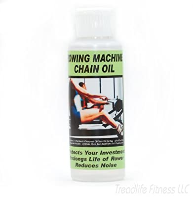 Rowing Machine Chain Oil, Works Great on Concept 2 Rower from TL