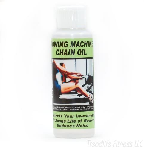 Rowing Machine Chain Oil
