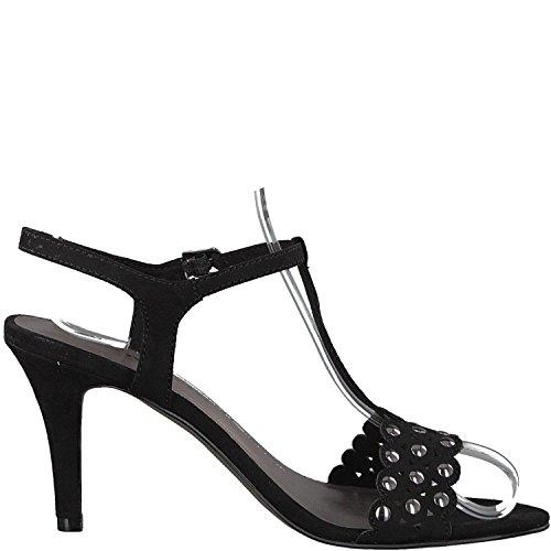 Tamaris 28383 Noir Mode 1 Femme Sandales 20 6rq6pwF
