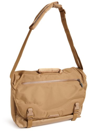 Briggs & Riley BRX Luggage Excursion Messenger Bag, Amber, Large by Briggs & Riley