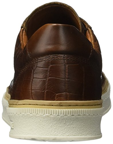 Mens Lyx Cycler Beaumont Mörk Cognac