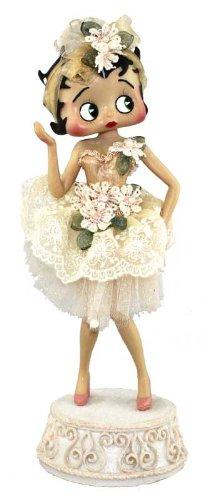 Betty Boop Ballerina Doll Music Box