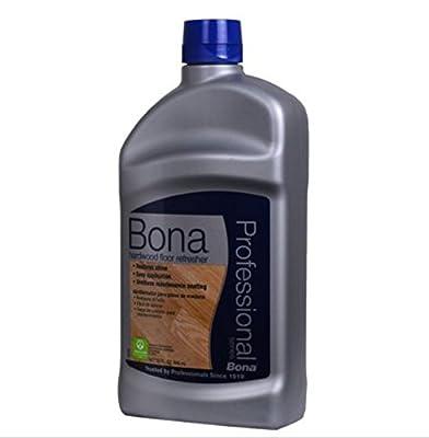Bona Pro Series Wt760051163 non-toxic waterborne formula restores beauty to wood floors Hardwood Floor Refresher, 32-Ounce