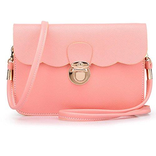 Bandoulière Modèle Sac Mode à Pink Femme Sac Bandoulière Pink Croisé à wpxHnqrpY