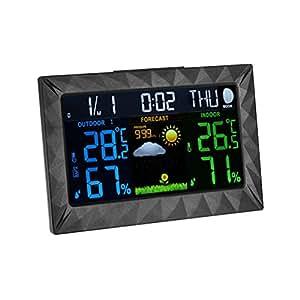 Jardín; ›; Termómetros e instrumentos meteorológicos; ›; Estaciones meteorológicas