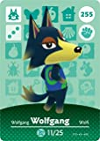 Wolfgang - Nintendo Animal Crossing Happy Home