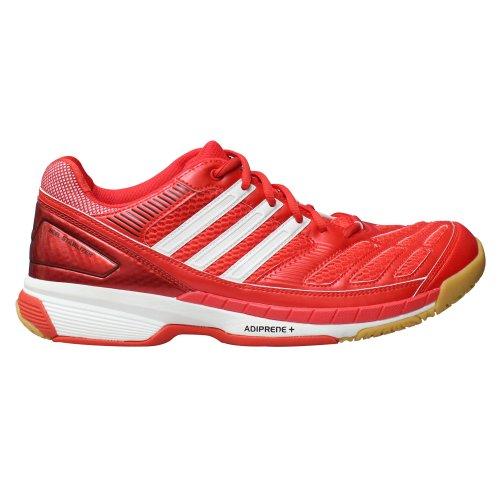 Adidas Badminton Schläger Feather Gerichtsschuh Weiß