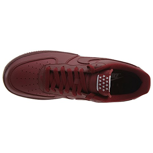 Team NIKE Red Wh 600 Red '07 de Multicolore Chaussures Team Fitness Homme 1 Air Force wBqwxTHS