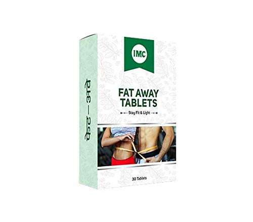Imc Fat Away Tablets - Pack Of 4