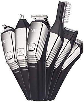 XXXR Mini cortadora eléctrica, afeitadora portátil multifunción 6 ...