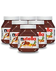 Nutella Chocolate Hazelnut Spread, Perfect Topping for Pancakes, 26.5 Ounce (Pack of 6)