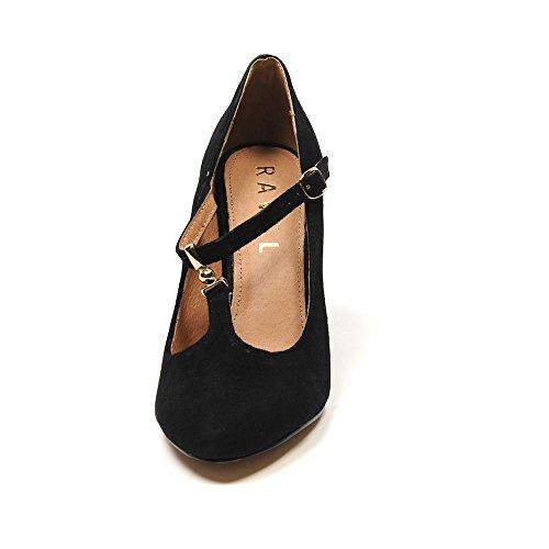 Ravel - Zapatos de vestir para mujer negro negro