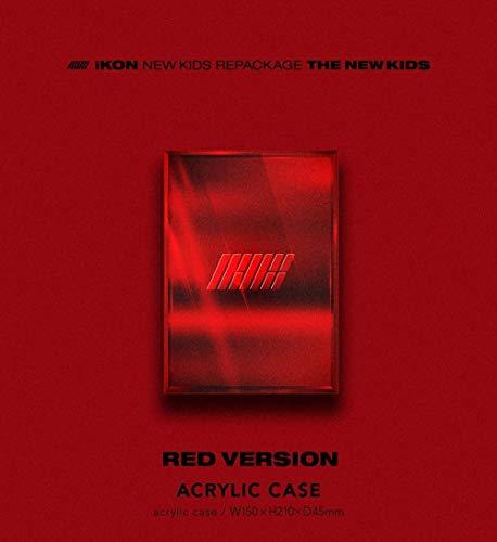 YG Ent - iKON - NEW KIDS REPACKAGE Album [THE NEW KIDS] (Black + Red
