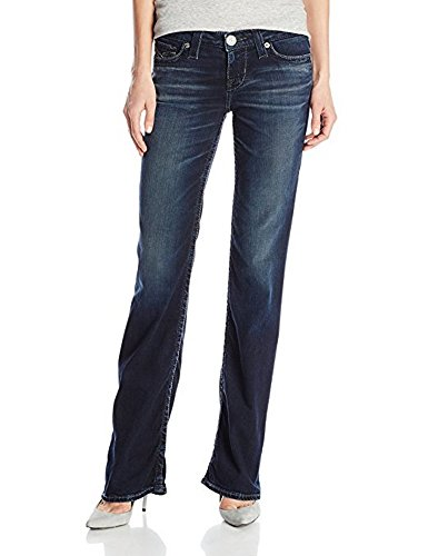 Remy Flap (Big Star Jeans Women's Remy Low Rise Boot In 5 Year Palisades (26R))