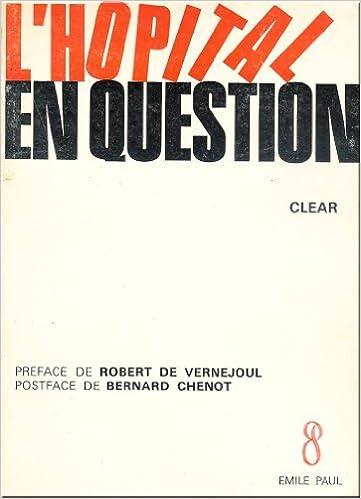 L'HOPITAL QUESTION(S). diagnostic