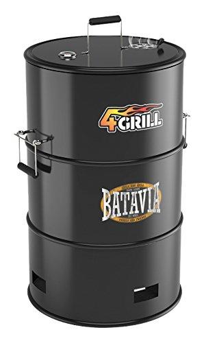 Batavia Grill, schwarz*