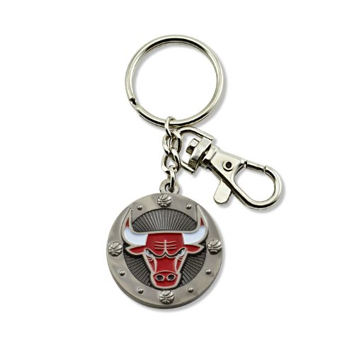NBA Chicago Bulls Impact Keychain