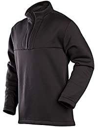 Men's Expedition Single Layer Long Sleeve Mock Zip Base Layer Top