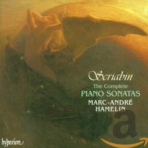 Scriabin: Piano Sonatas Nos.1-10