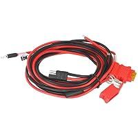 Motorola OEM HKN4191B 12V, 20 Amp Power Cable 10ft