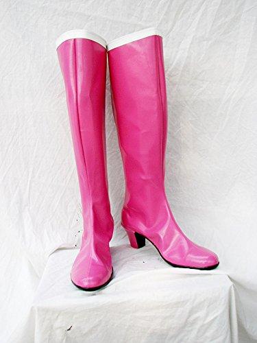 Luna Marina Usagi Tsukino Scarpe Cosplay Stivali Su Misura 1