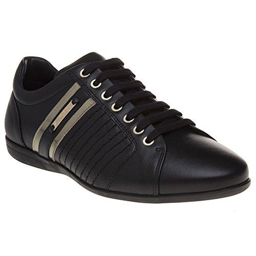 Sneaker Da Uomo Formale Nero Collezione Versace Collection