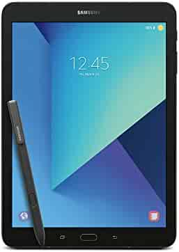 Samsung Galaxy Tab S3 9.7-Inch, 32GB Tablet (Black, SM-T820NZKAXAR)