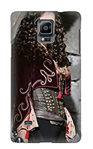 New Style Steverincon Kate Beckinsale Premium Tpu Cover Case For Galaxy Note 4