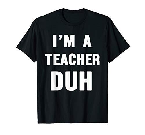 Easy Halloween Teacher Costume Shirt for Men Women