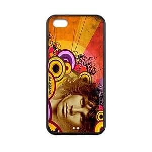 Custom Jim Morrison Back Cover Case for iphone 6 plus 5.5'' JN6 plus 5.5''-443