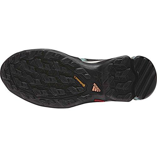 Adidas Damen Terrex Fast R Gtx W Wanderschuhe, Grün (Vertac/Negbas/Acevap), 38 EU