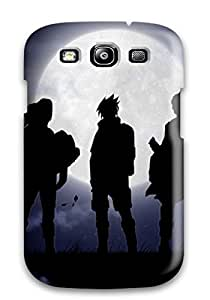 Juliam Beisel's Shop 1991321K99500311 Case Cover Skin For Galaxy S3 (anime Naruto Shippudens 2009)