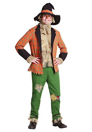 Scarecrow Costumes (Men's Scarecrow Costume Large)