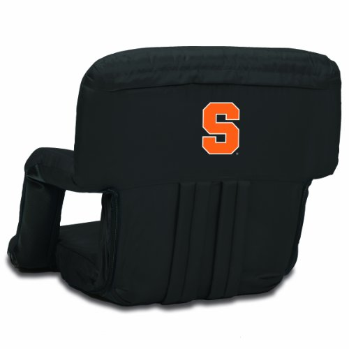 NCAA Syracuse Orange Ventura Portable Reclining Seat by PICNIC TIME