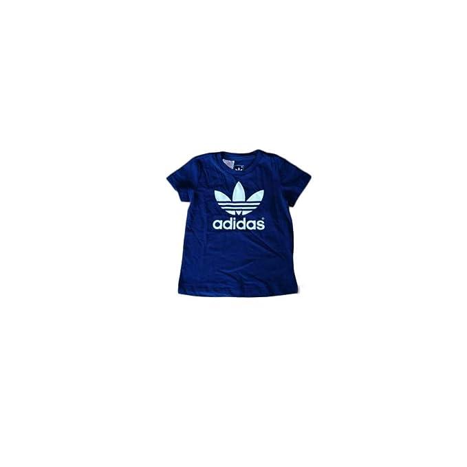 t-shirt adidas blu