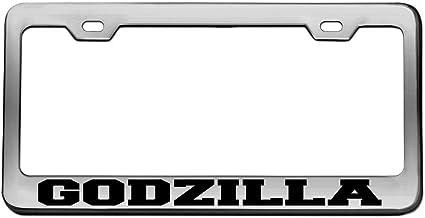 WYTLiMbKframe License Plate Frame Humor Car Tag Frame Auto License Plate Holder
