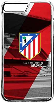 Atlético De Madrid transparente apple Iphone 7plus Funda Carcasa ...
