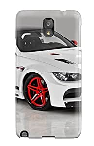 Jeremy Myron Cervantes Scratch-free Phone Case For Galaxy Note 3- Retail Packaging - Abstract Mobile B M W Car Pictures 3d