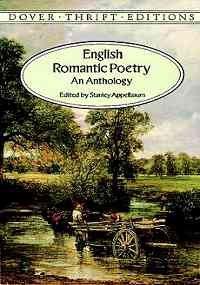 English Romantic Poetry:Anthology