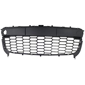 OE Replacement Mazda CX7 Front Bumper Grille (Partslink Number MA1036108)
