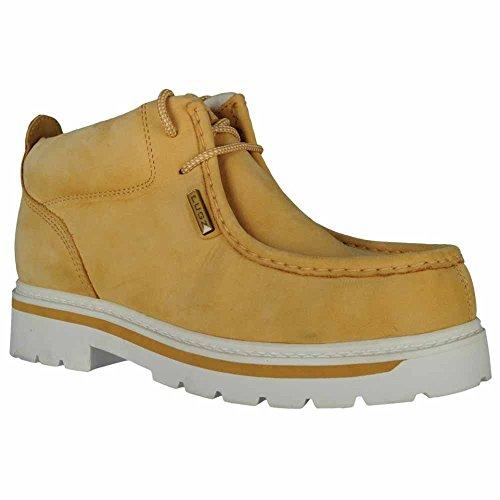 Lugz Men's Strutt Boot,Wheat/White,13 D by Lugz