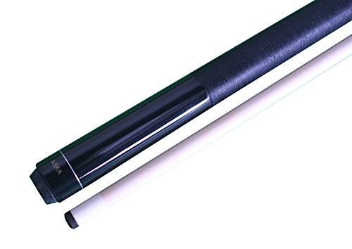 Aska Pool Cue Stick LEC Black, 58