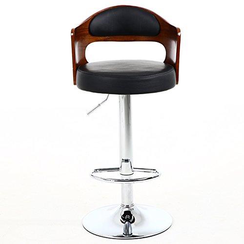 C&L バーチェア、モダンスタイルラウンドスツールハイスツールダイニングチェアアイアンチェア椅子の高さ調節可能6080 cm回転可能 ( 色 : #7 ) B07BGWZ1V8 #7 #7